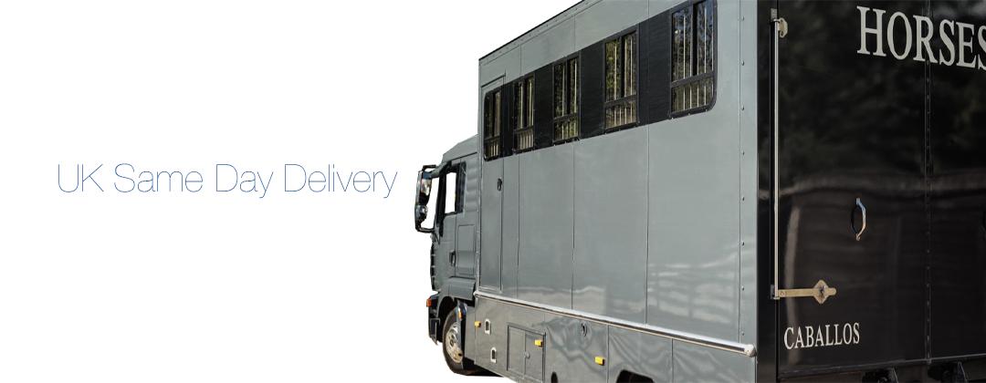 NEEDARIDE Horse Transport UK Same Day Delivery